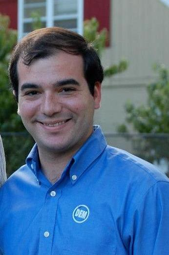 Dan Dauplaise is the Democratic nominee running for state Senate in the 36th District