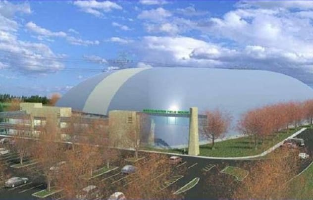 The public has voted to support the Westchester Field House's construction on Dobbs Ferry Road.