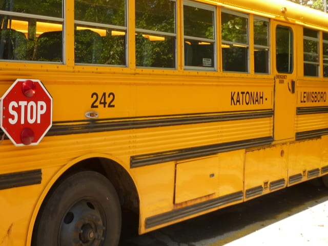 The Kat-Lewisboro School District has had to temporarily revamped some of its bus routes in the wake of Hurricane Sandy.