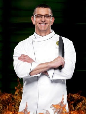 Dinner is not impossible when Food Network chef Robert Irvine cooks at The Ridgefield Playhouse on Sunday, Dec. 2.