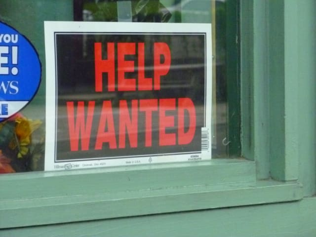 A number of businesses in Tarrytown, Sleepy Hollow and Irvington are hiring.