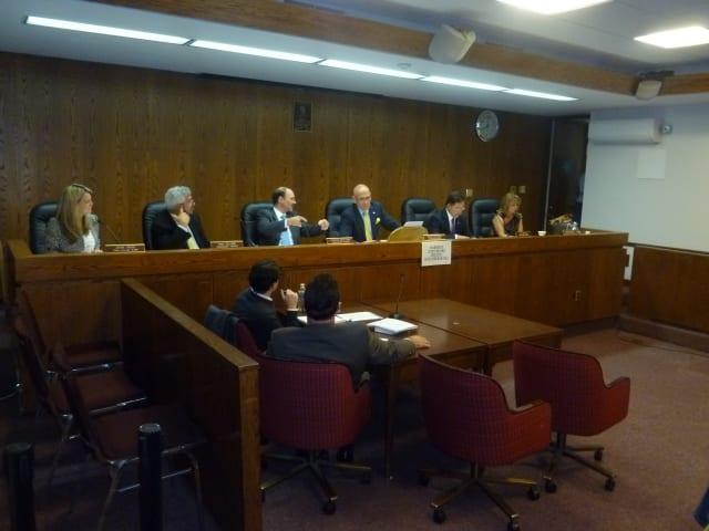 The Harrison Town/Village Board will meet on Wednesday.