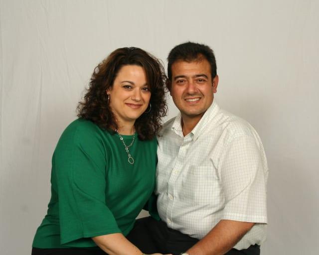 Maria and Flavio LaRocca