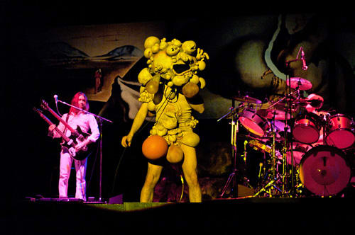 """Musical Box will recreate the Genesis album """"The Lamb Lies Down on Broadway"""" at the Ridgefield Playhouse on Sunday."""