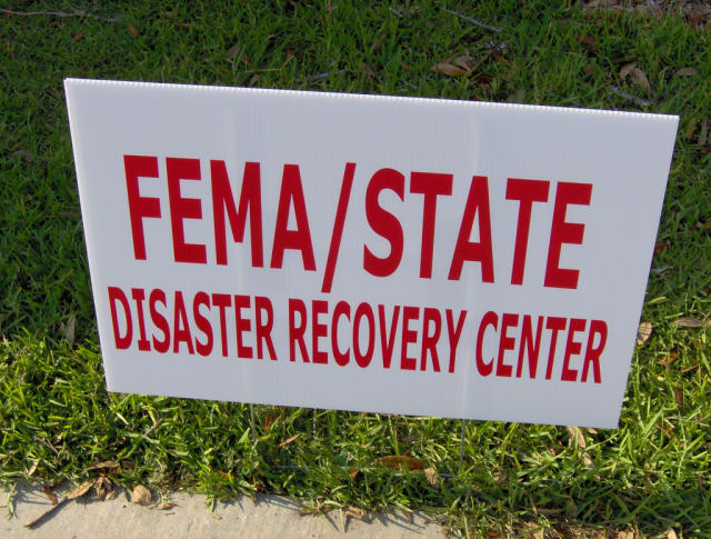 Fairfield County residents affected by Hurricane Sandy can apply directly to FEMA for assistance.