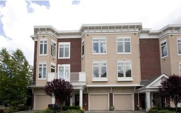 This Sleepy Hollow riverside townhouse is on the market for $674,900.