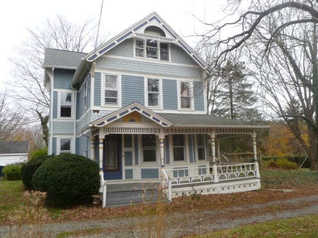 This house at 422 Sport Hill Road, Easton, sold for  $420.000.
