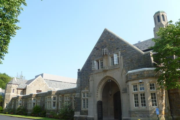 Scarsdale school employees are the highest paid in the state outside of New York City.