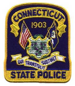 Connecticut State Police troopers will have patrols throughout the state during the Thanksgiving holiday to stop drivers under the influence.