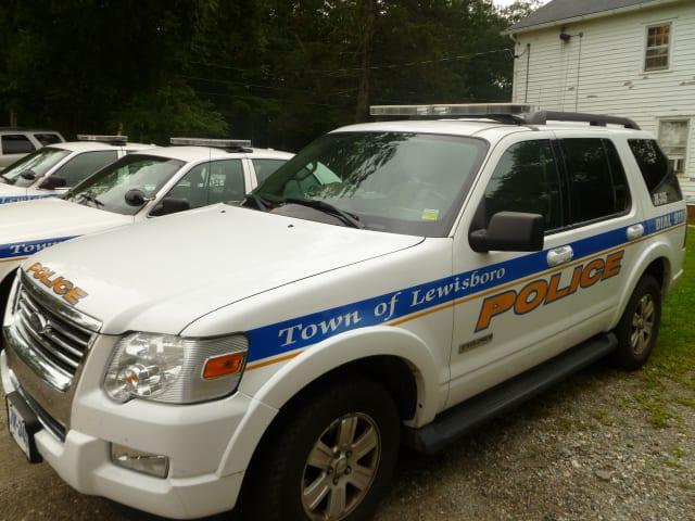 Lewisboro police investigated a car break-in at the Goldens Bridge train station on Saturday.