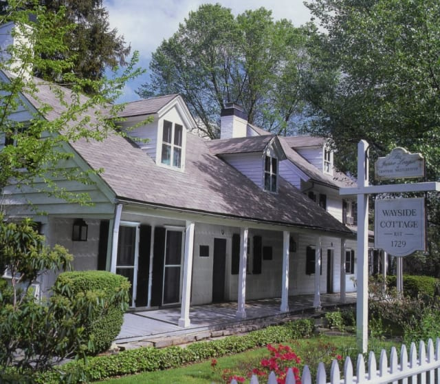 The JLCW is offering open houses at Wayside Cottage in Scarsdale.
