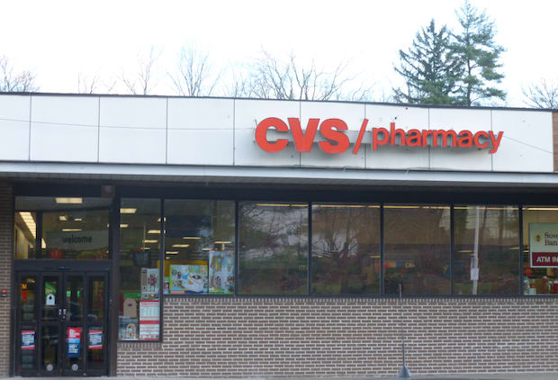 An employee at the CVS in the Greenburgh Shopping Center, 101 Knollwood Road, is being charged with selling cigarettes to a minor.