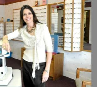Weston resident Dr. Pamela Schramm, who owns Brookfield Vision Care, was named one of America's top optometists for 2012.