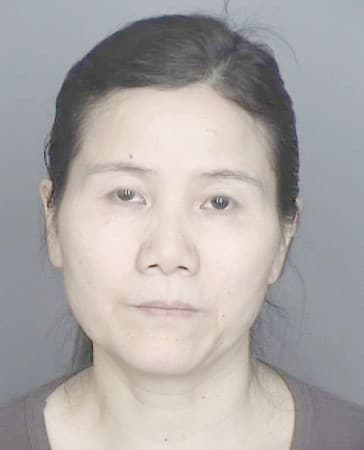 Luo Jing, 45, was charged with prostitution at a Millwood spa.