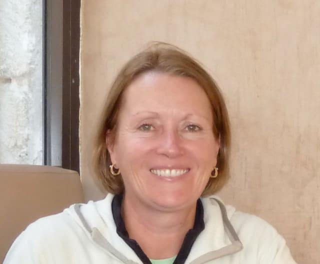 Lisa Joyce was the 2011 YWCA Woman of Distinction in Darien