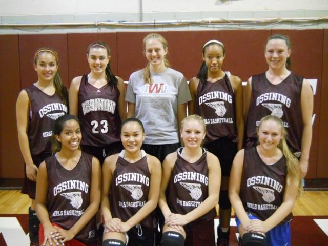The Ossining High School varsity girls basketball plays in a national tournament in Phoenix, Ariz., beginning Thursday.