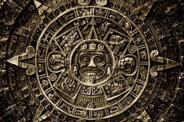How are you preparing for the coming end of the world, according to the Mayan calendar?
