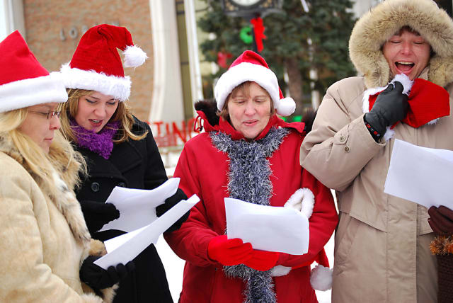 Greenburgh residents are invited to sing Chistmas carols at the Richard J. Bailey School Tuesday at 11 a.m. to support the families of the Newtown school shooting.
