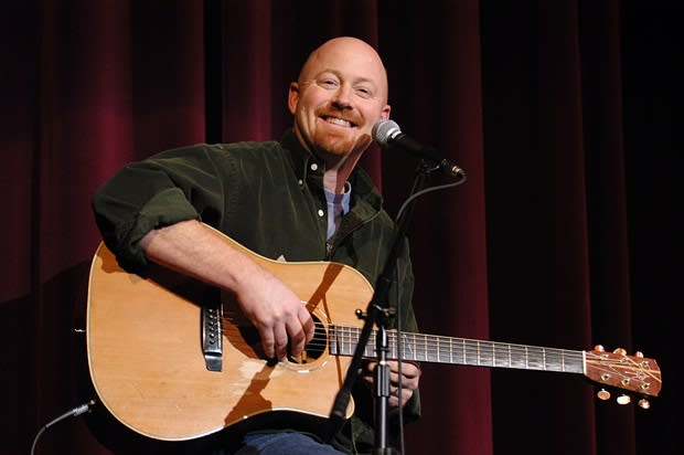 """""""Songwriting with Kevin Briody"""" is an eight-week program for 8th graders through high school students on Thursdays, January 3 - February 28, 7-8 p.m. at The Ridgefield Playhouse."""