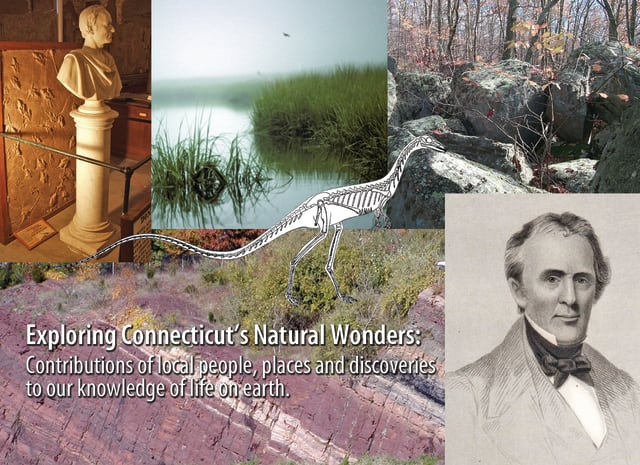 Exploring Connecticut's Natural Wonders will be presented Jan. 12 at the Easton Library.