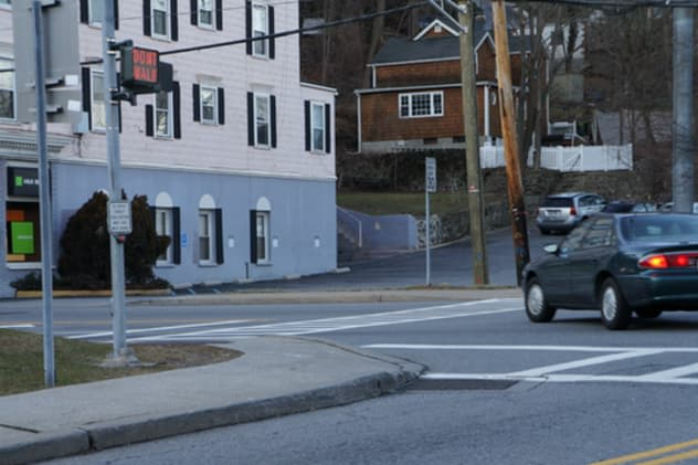 The two January 2012 incidents in which state police cars hit pedestrians in Mount Kisco were determined to be accidents through police investigation, Newsday reported.