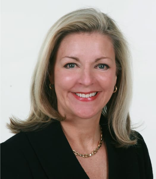 Candace Adams, Prudential Connecticut Realty's new CEO.