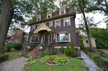 This home on Rockland Avenue is just one of the properties that will be featured in open houses this weekend in Yonkers.