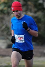 New Canaan's Will McDonough won the overall championship in last winter's Boston Buildup running series. The 2013 edition of the four-race series begins on Sunday at Brien McMahon in Norwalk.