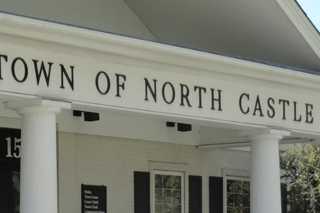 The North Castle Town Board will have its first meeting of 2013 at 7:30 p.m. Wednesday in town hall.