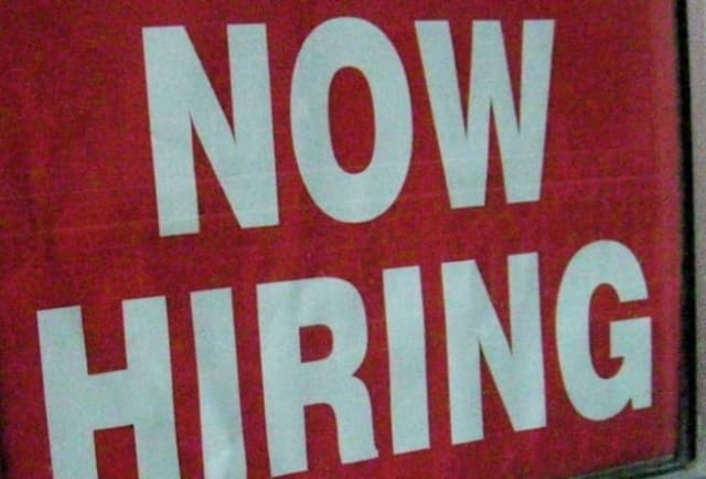 There are plenty of job opportunities around Eastchester this week.