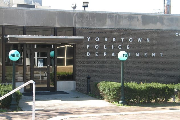 The Yorktown Police Department charged two motorists with DWI on Dec. 28.