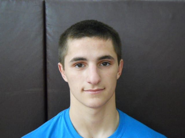 Harrison senior wrestler David Polakoff is The Harrison Daily Voice athlete of the month for December.