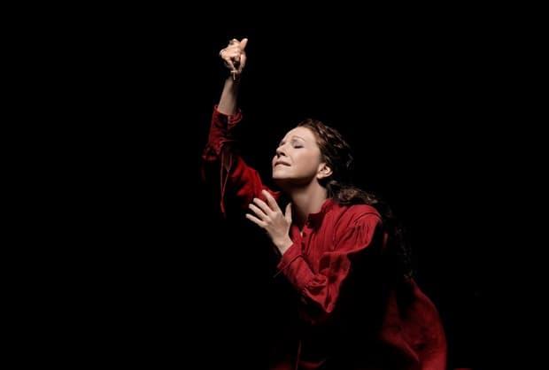 Joyce DiDonato stars in Donizetti's Maria Stuarda, The Met Live in HD, at The Ridgefield Playhouse on Saturday, Jan. 19.