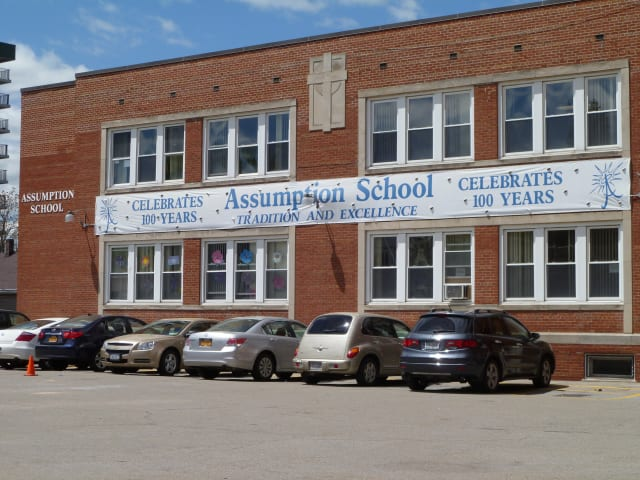 The possible closing of the Assumption School in the spring could cause an influx of students into Peekskill schools next fall.