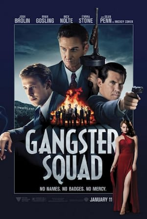 """Author Paul Lieberman will talk about his book """"Gangster Squad,"""" which the newly released movie now in theaters is based on, at the Greenburgh Public Library on Tuesday."""