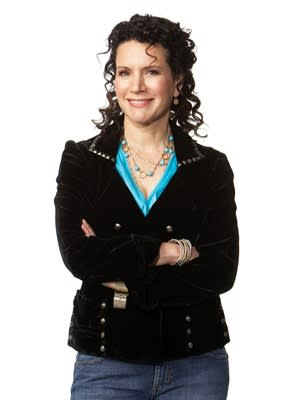 "No need to ""Curb Your Enthusiasm"" for Susie Essman's comedy at The Ridgefield Playhouse on Thursday, Jan. 24."