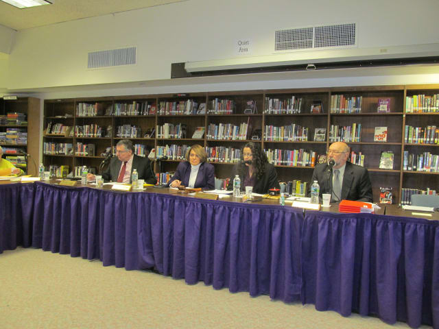 The New Rochelle Board of Education hold its first budget meeting at 7 p.m. Jan. 24 in the New Rochelle High School library.