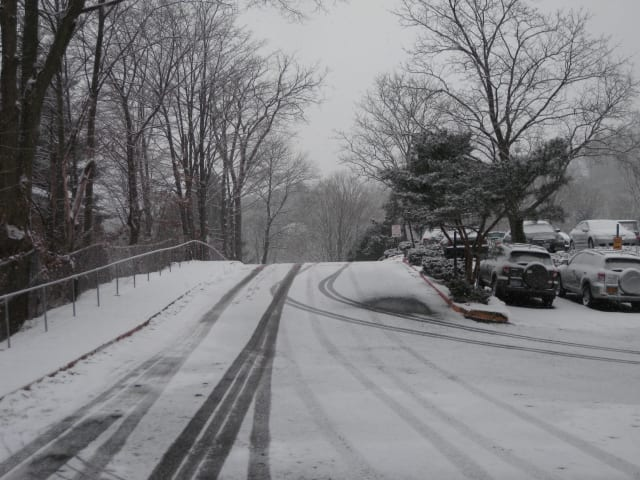 Unsafe roads led the Chappaqua Schools District to cancel schools Wednesday, as well as its planned BOE meeting.