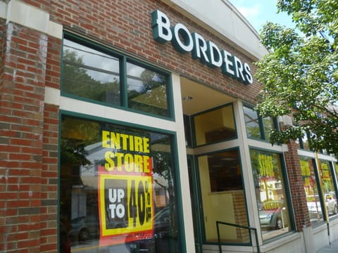 The Mount Kisco Borders liquidated its stock over the summer of 2011 and closed that September. Mount Kisco officials say a tenant now is interested in renting the space at Green and Main streets.