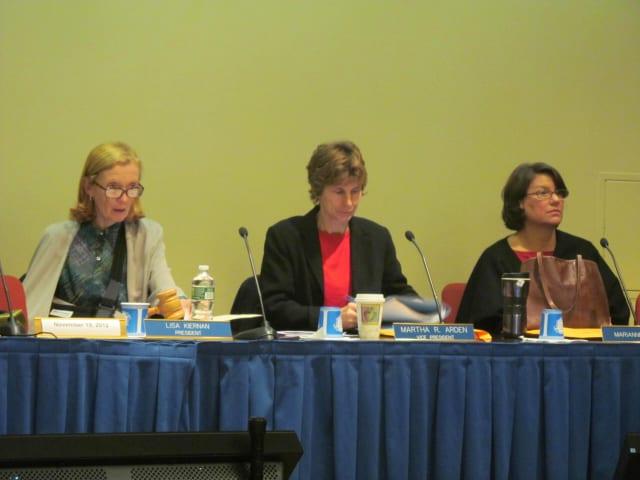 The Pelham school board will be presented a proposal for the Pelham turf field Jan. 28.
