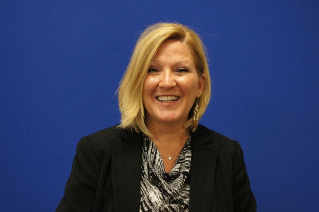 Lakeland High School Principal Lorrie Yurish had the interim title removed Thursday night.