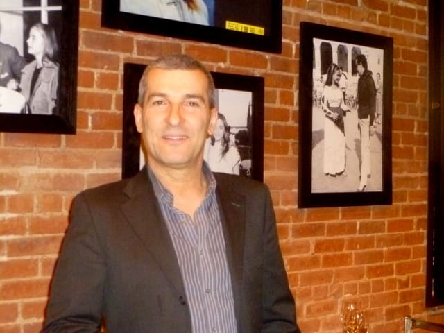 Claudio Ridolfi has opened his first restaurant in the U.S. with Cotto Wine Bar in Stamford in December. He owned three eateries in his native Italy.