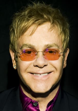 Watch Elton John's performance at Disneyland's Hyperion Theater in California from White Plains-based Faust Harrison Pianos.