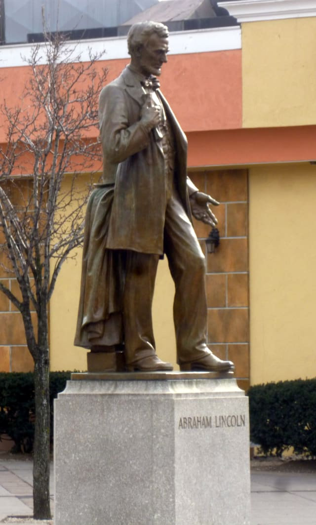 This statue is in Yonkers. Do you know where?