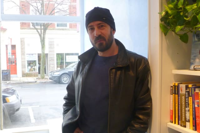 Somers resident Enzo Simone is opening Believe Juice and Books on Main Street in Tarrytown.