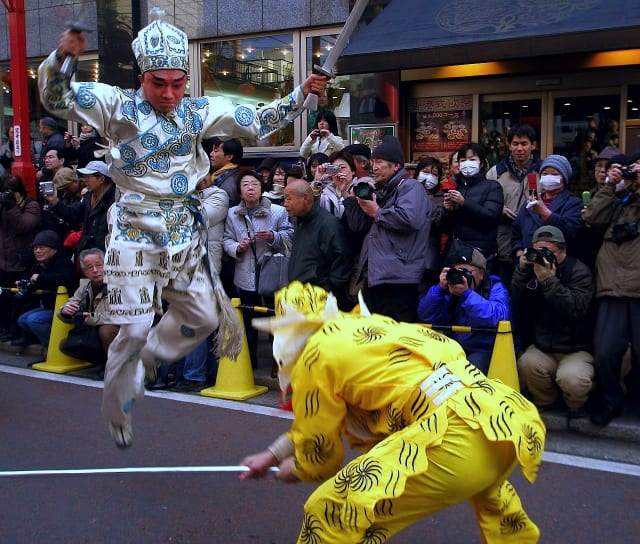 A Chinese New Year party and martial arts demonstration is one of the several things happening this weekend in Bronxville.