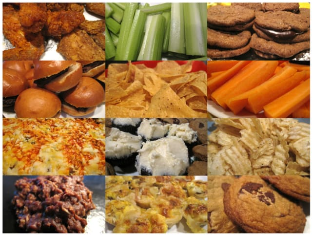 There are several food options for the Super Bowl around Eastchester.