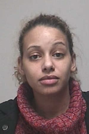 Biana Serber, 33, of Rosemont, Pa. was charged with three counts of conspiracy Thursday by Fairfield Police.