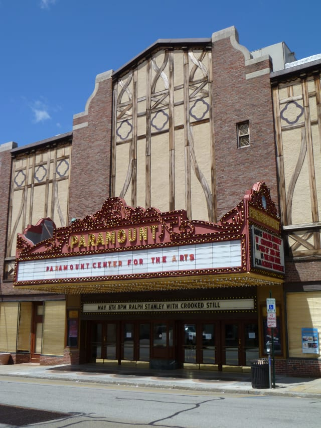 The three groups bidding to take over the Paramount were announced Tuesday morning.