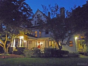 This condo at 38 Oliphant Ave. in Dobbs Ferry will have an open house Sunday.